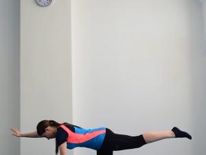 Pratimas, didinantis liemens raumenų ištvermę